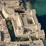 Castello di Trani (Birds Eye)