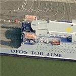 DFS Tor Lines ferry M/F Dana Sirena