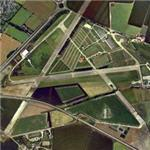 Winthorpe County Showgrounds (former RAF Winthorpe) (Bing Maps)