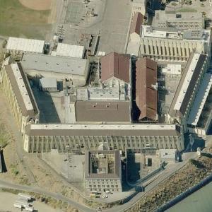 San Quentin State Prison (Birds Eye)