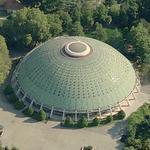 Palácio de Cristal (Bing Maps)