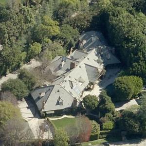 Kelsey Grammer's House (Former) (Bing Maps)