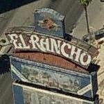 'El Rancho Casino' sign but no casino (Birds Eye)