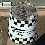 California Speedway Watertower