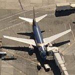 Southwest Airlines 'Nevada One' (Birds Eye)