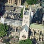 Southwark Cathedral (Birds Eye)