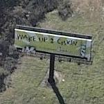 'Wake Up 2 Chickin' Billboard