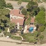 Mel Gibson's House (former) (Birds Eye)