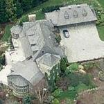 David Cone's House (former) (Birds Eye)