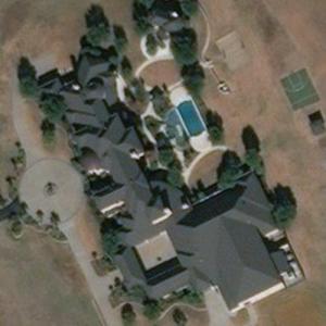 Deion Sanders' House (Bing Maps)