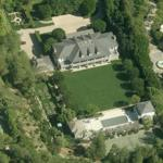 Jami Gertz's House (Birds Eye)