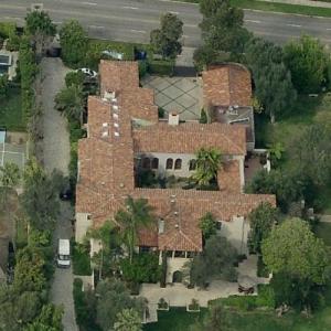 Melanie Griffith & Antonio Banderas' House (Former) (Bing Maps)