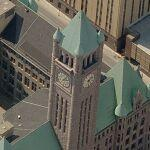 Minneapolis City Hall (Birds Eye)
