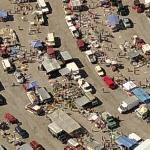 Flea market (Birds Eye)