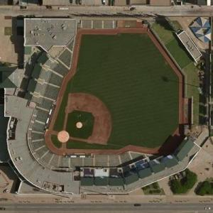 Chickasaw Bricktown Ballpark (Bing Maps)