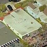 Gary Busey's House (Birds Eye)