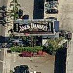 Jack Daniel's billboard (Birds Eye)