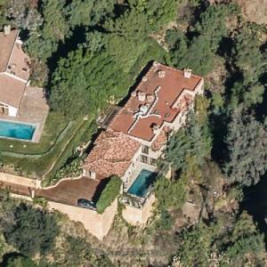 Damon Dash's House (former) (Birds Eye)