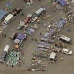 El Rancho Flea Market (Birds Eye)