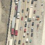 Traffic jam (Birds Eye)
