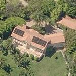 Lorenzo Lamas' House (former) (Birds Eye)