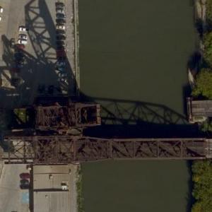 St. Charles Air Line Bridge (Bing Maps)