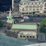 All Hallows-by-the-Tower (Birds Eye)