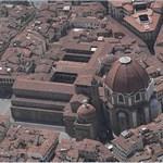 Chappelle Medicee & San Lorenzo (Bing Maps)