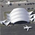 Winged hangar (Birds Eye)