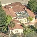 Scarlett Johansson's House (former) (Birds Eye)