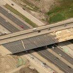 Bridge under construction (Birds Eye)