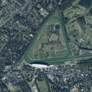 Ascot Racecourse (Bing Maps)