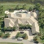 "Dwayne ""The Rock"" Johnson's House (former) (Birds Eye)"