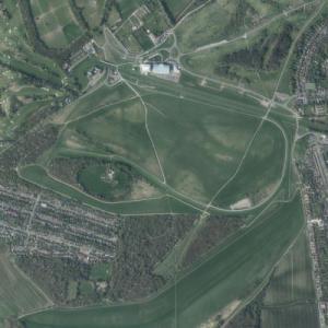 Epsom Downs Racecourse (Bing Maps)