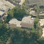 Jennifer Aniston's House (Birds Eye)