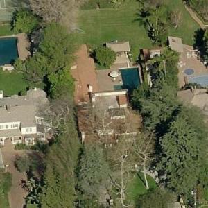 Melissa McCarthy & Ben Falcone's House (Birds Eye)