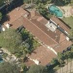 Billy Bob Thornton's House (former) (Birds Eye)