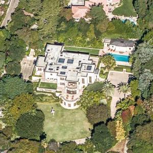 Steve Wynn's House (Birds Eye)