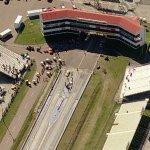 Drag racing at Houston Raceway Park