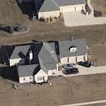 Jamaal Tinsley's House (Birds Eye)