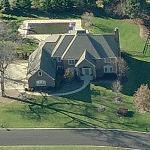 Danny Granger's Home (former) (Birds Eye)