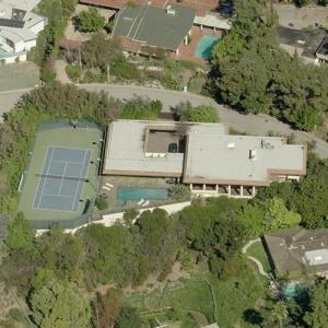 David Spade's House (Bing Maps)