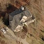 Aaron Neville's House (former) (Birds Eye)