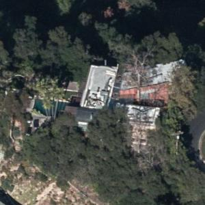 Demi Moore's House (Bing Maps)