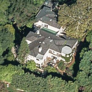 Whoopi Goldberg's House (Former) (Birds Eye)
