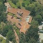 Quentin Tarantino's House (Birds Eye)