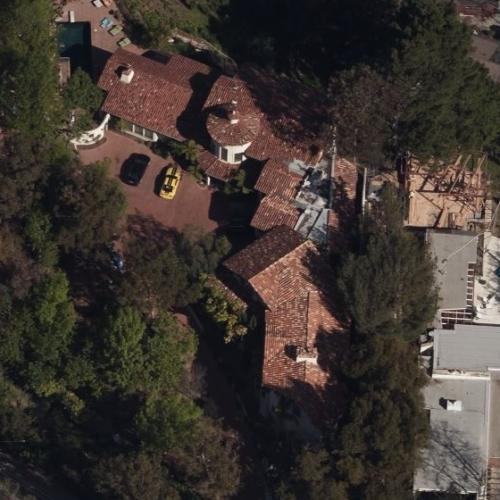 Quentin Tarantino's House (Birds Eye)