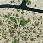 Michelle Branch's Vacant Land (Bing Maps)