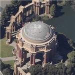 Palace of Fine Arts (Bing Maps)