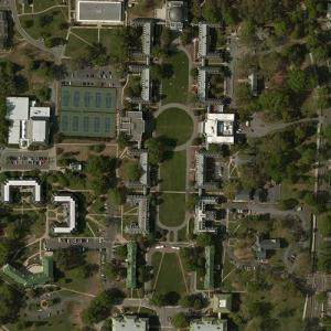 Duke University (Bing Maps)